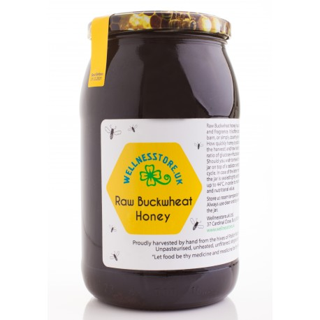 Buckwheat Honey 400g, 1.25kg