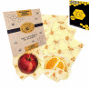 Beeswax Wraps Set of 4