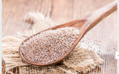 Psyllium Seeds vs. Psyllium Husk. Why you should add fibre to your diet.