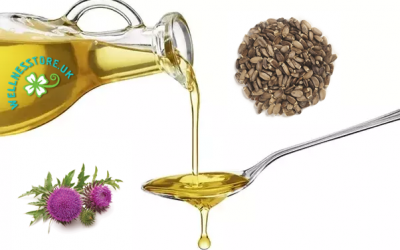 BENEFITS OF MILK THISTLE SEED OIL